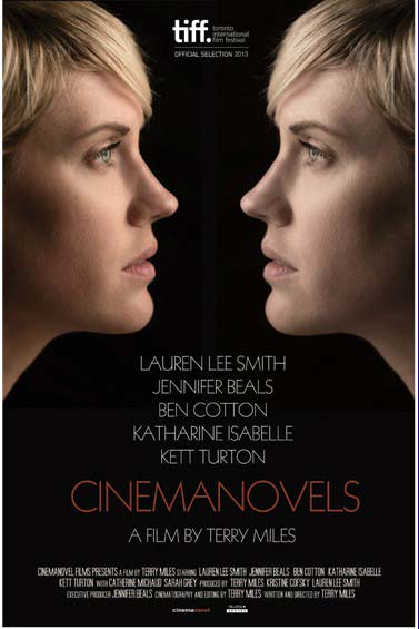 Cinemanovels poster