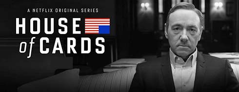 Reflections on House of Cards, season 2