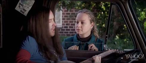 Samantha Morton and Aaron Paul in Decoding Annie Parker