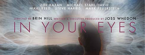Joss Whedon Announces Direct Distribution to Viewers of In Your Eyes