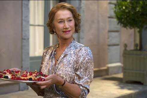 Helen Mirren in The Hundred Foot Journey