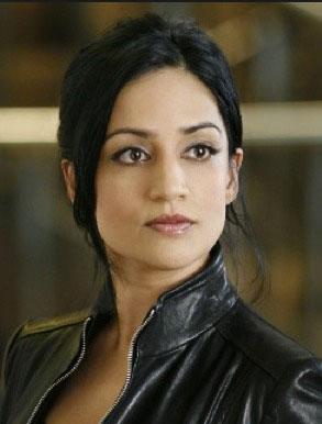The awesome Archie Panjabi as Kalinda Sharma