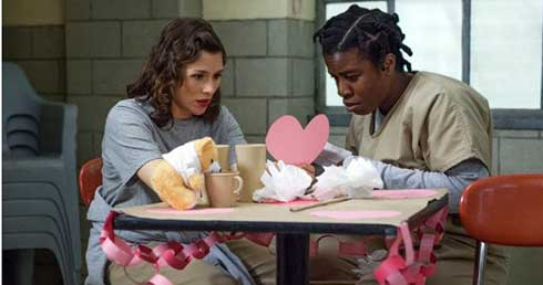 Morello and Suzanne