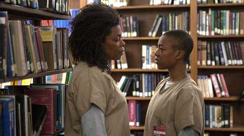 Vee can't fool Poussey