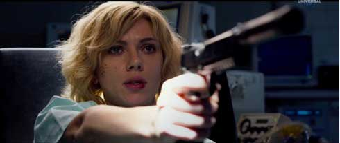 Watch This: Trailer for Lucy