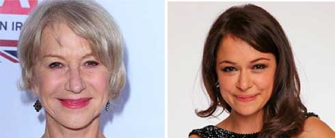 Woman in Gold: Tatiana Maslany will be Young Helen Mirren