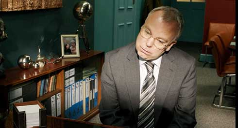 Steve Pemberton as Kevin Weatherill