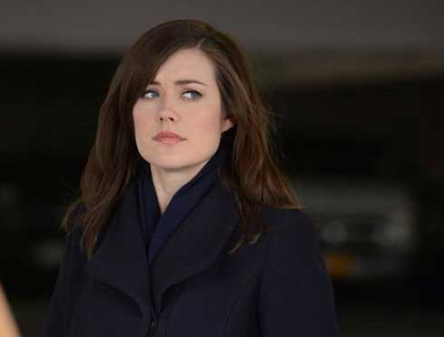 Megan Boone in The Blacklist