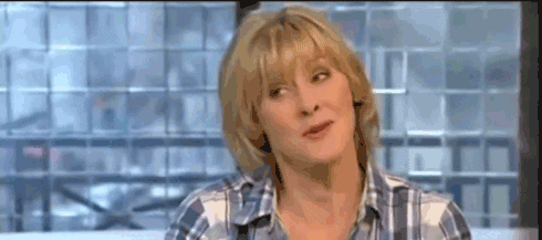 Fangirling Over Sarah Lancashire