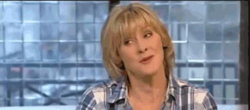 Fangirling Over Sarah Lancashire