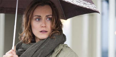 Taylor Schilling in Stay