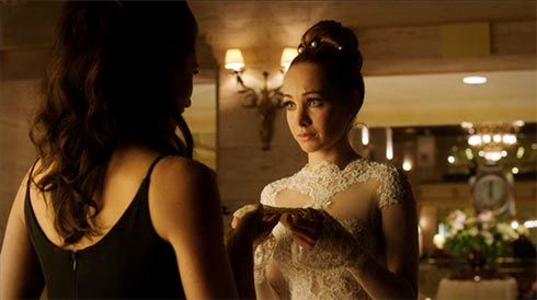 Kenzi's throwing a wedding and Hale is invited