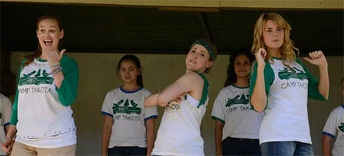 Review: Camp Takota