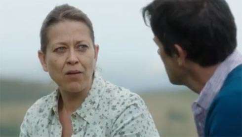 Gillian sends John away.