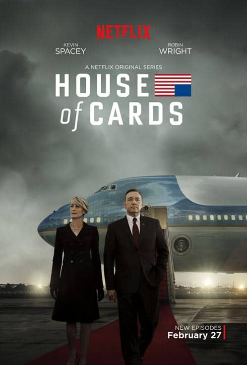 Poster for House of Cards