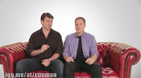 Firefly Fans, Open Your Wallets for Con Man