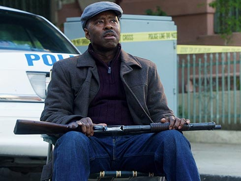 Courtney Vance in Scandal
