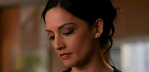 Archie Panjabi as Kalinda Sharma on The Good Wife
