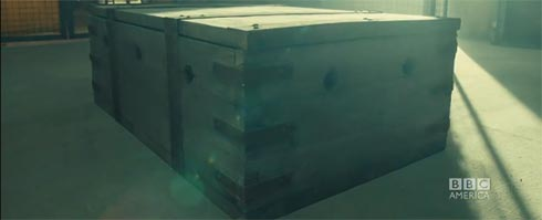 Trunks containing clones on Orphan Black