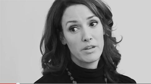 Jennifer Beals on Off Camera with Sam Jones