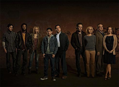 The cast of American Crime. Photo © 2014 American Broadcasting Companies