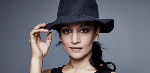 Archie Panjabi image from her Twitter account