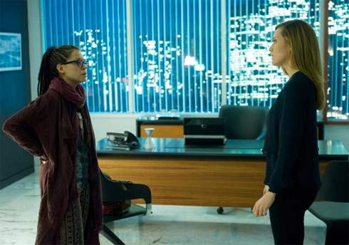 Cosima and Delphine