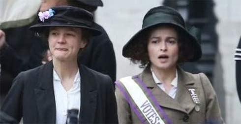 Watch This: New Preview for Suffragette