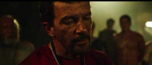 Antonio Banderas in The 33