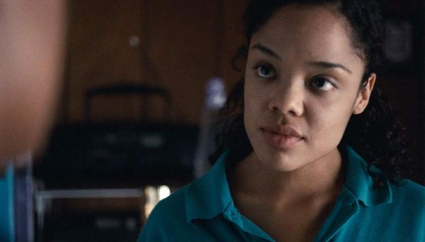 Tessa Thompson as Kari
