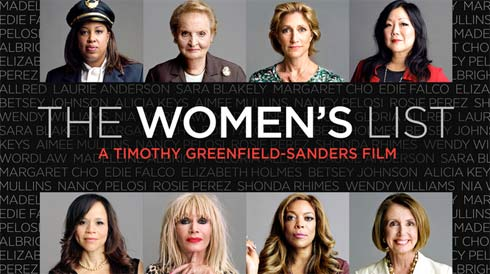 Watch This: Trailer for The Women's List