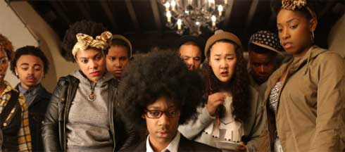 A scene from Dear White People