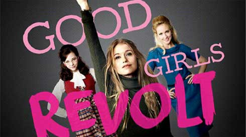 Promo image for Good Girls Revolt
