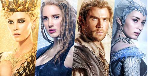 Watch This: Trailer for The Huntsman Winters War