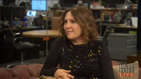 Transparent's Jill Soloway on HuffPostLive