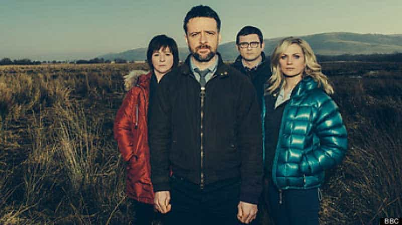 the cast of Hinterland