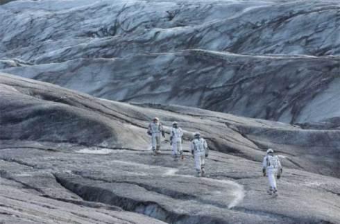 Interstellar is visually stunning.