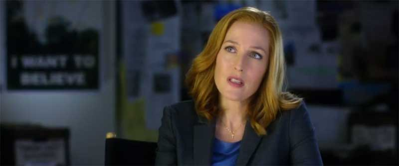 Wow, 21 Minutes of The X-Files Re-Opened