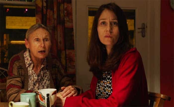 Angela Pleasence and Ivana Basic in Happy Valley