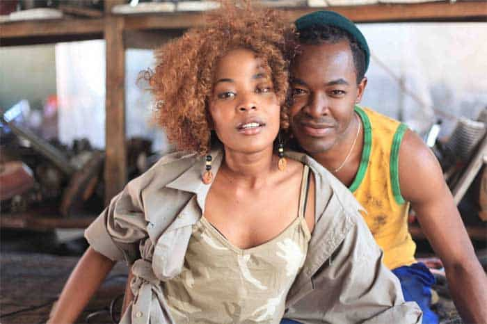 Fulu Moguvhani and O.C. Ukeje in Ayanda