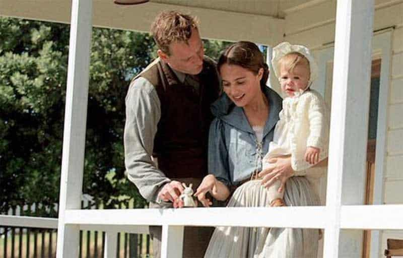 Watch This: Trailer for The Light Between Oceans