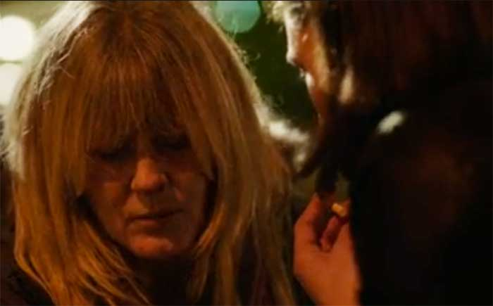 Sarah Lancashire and Charlie Murphy in Happy Valley