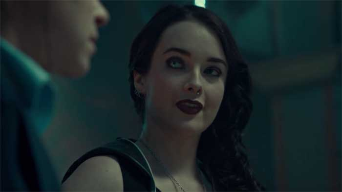Allie MacDonald in Orphan Black