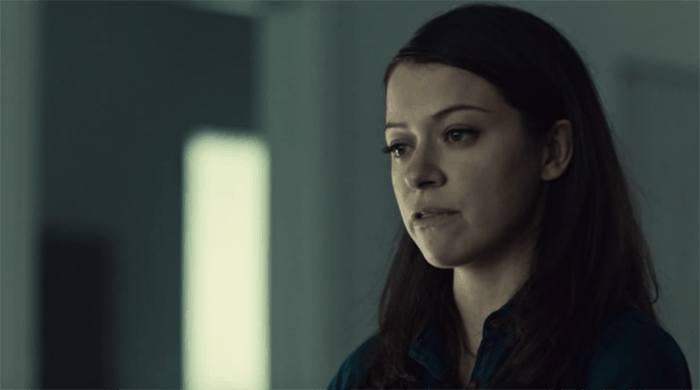 Tatiana Maslany as Beth in Orphan Black