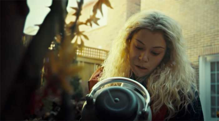 Tatiana Maslany as Helena in Orphan Black