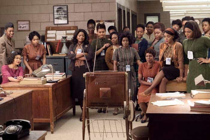 Women mathematicians in Hidden Figures