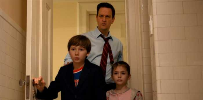 Josh Charles, Skylar Gaertner, and Shayne Coleman in I Smile Back