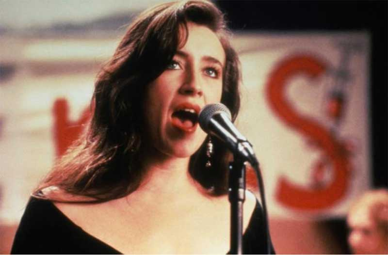 Maria Doyle (Kennedy) in The Commitments