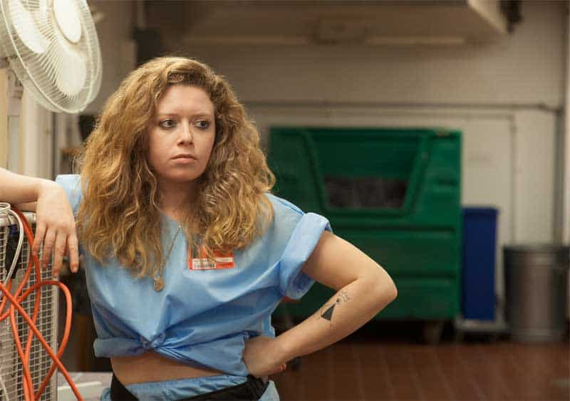 Orange is the New Black: Finding a Balm for Your Pain