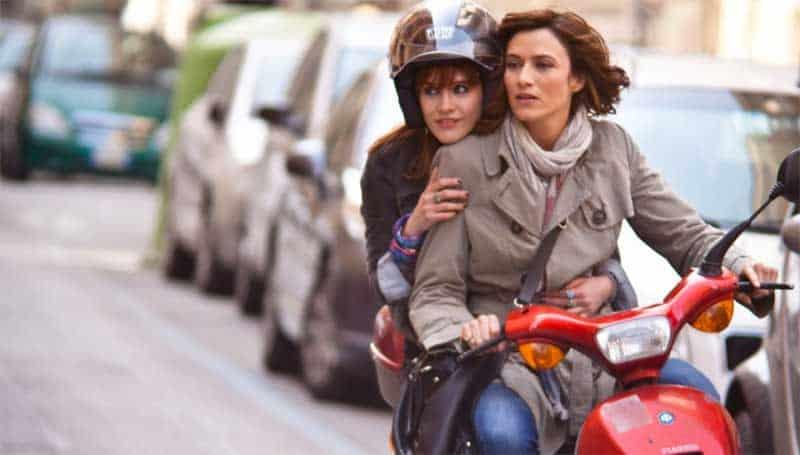 Lorena Cacciatore and Anna Foglietta in Love is Not Perfect